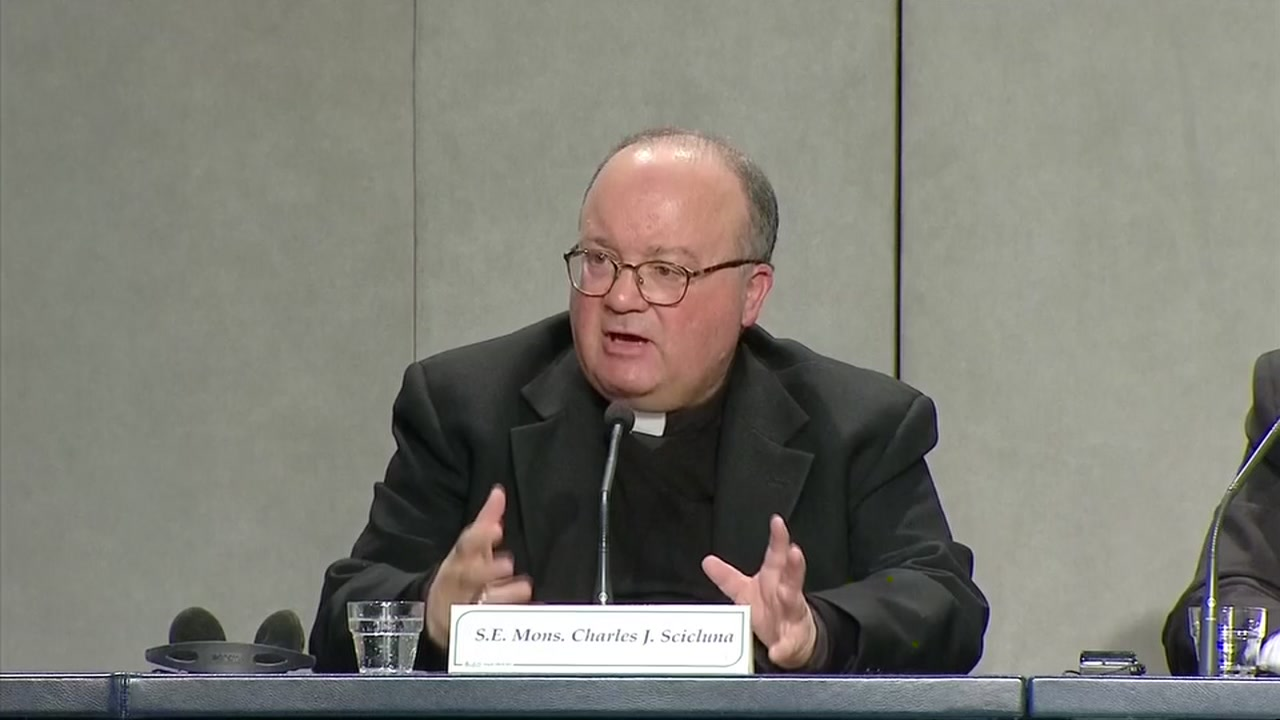 Church leaders are talking about this weeks summit on the priest sex abuse scandal.