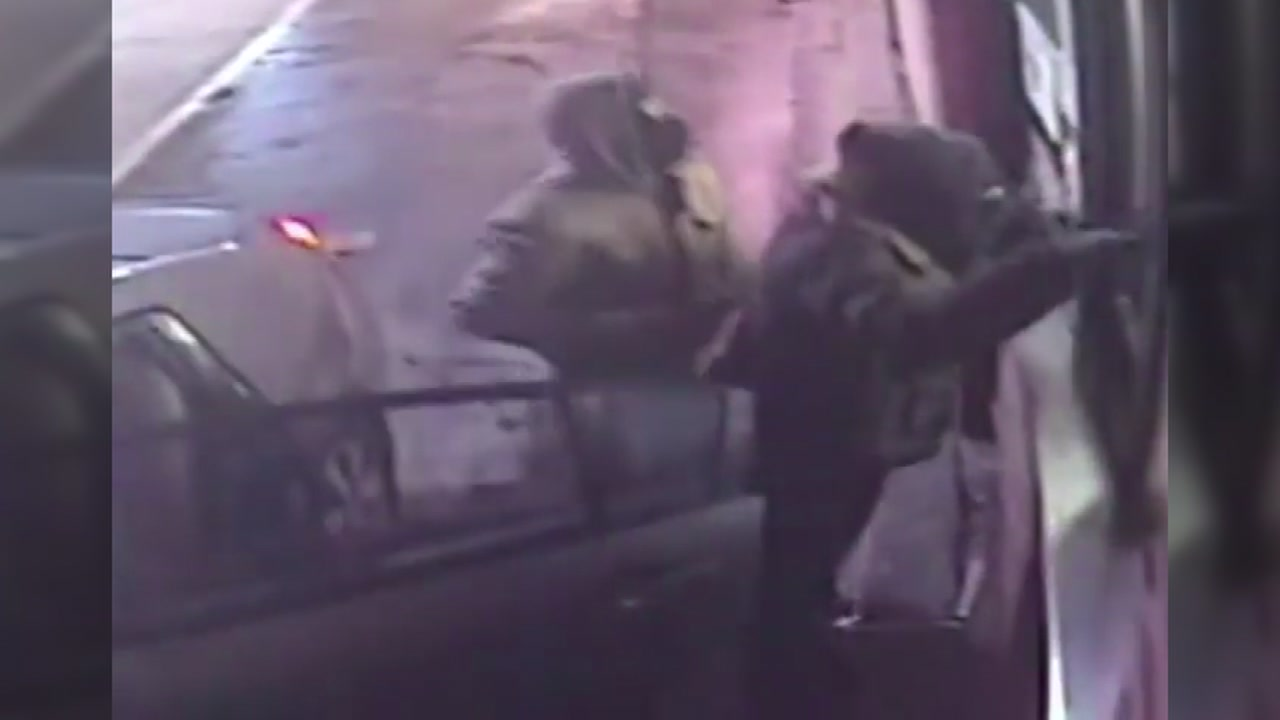 Several men are wanted in attempted drive-thru robberies at fast food restaurants in north Houston.