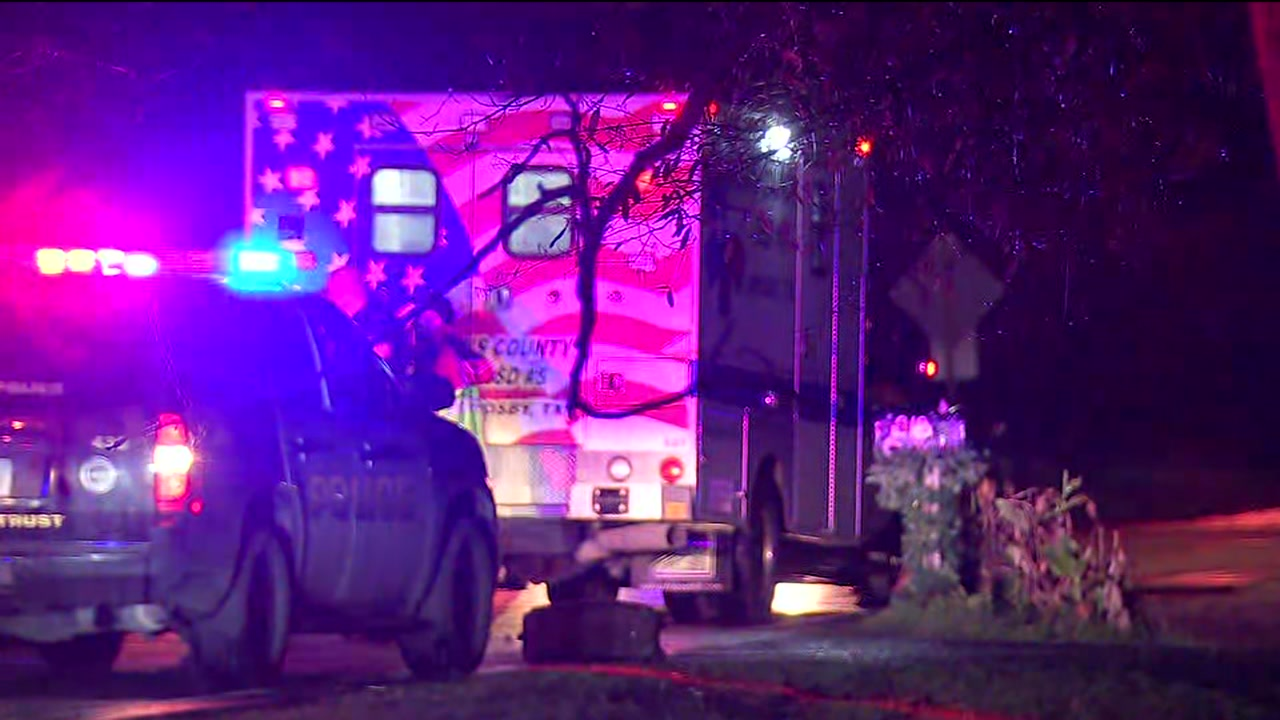 Man arrested for stealing ambulance in northeast Harris County, police say
