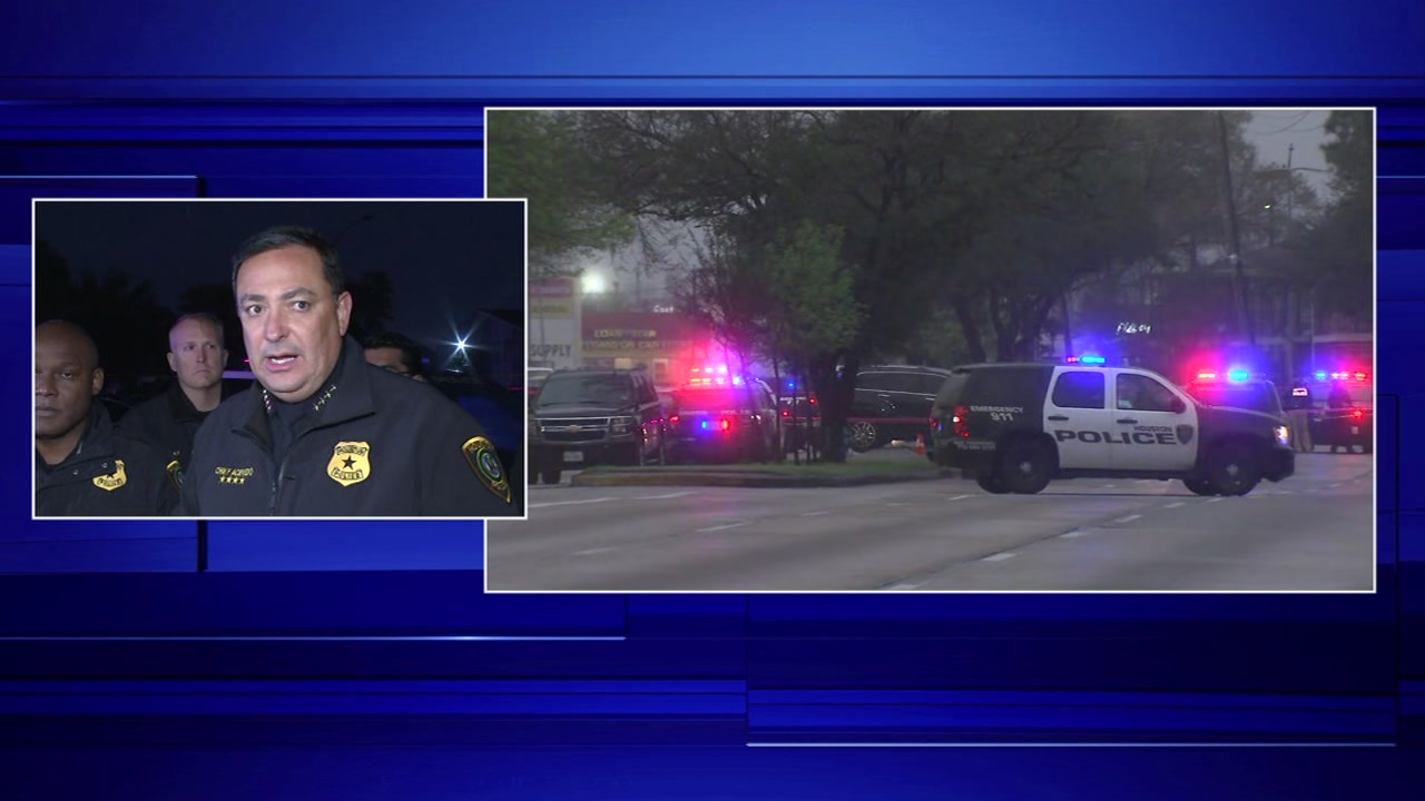 Officer-involved shooting forces closure on Beechnut