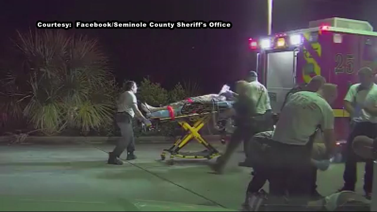 Deputies released this video as a warning against using fentanyl, hoping people take note of just how dangerous the drug is.