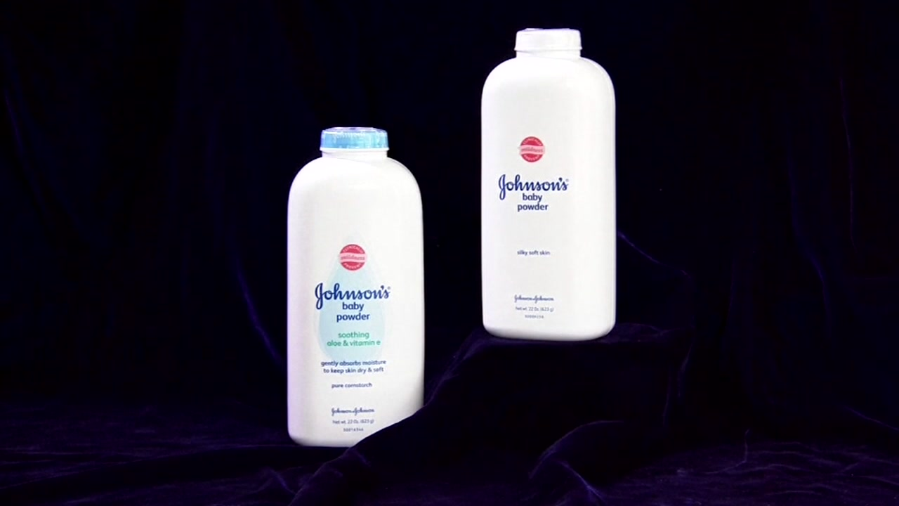 Johnson and Johnson being investigated over powder causing asbestos