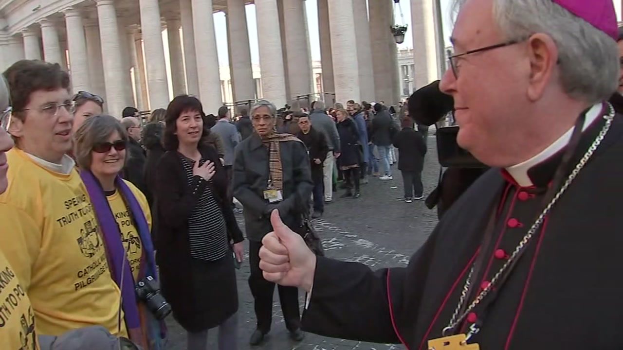 More calls for zero tolerance for abusers at Vatican summit