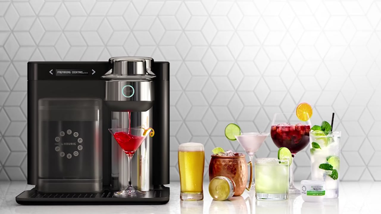 Drinkwork cocktail machines will hit more markets in 2019