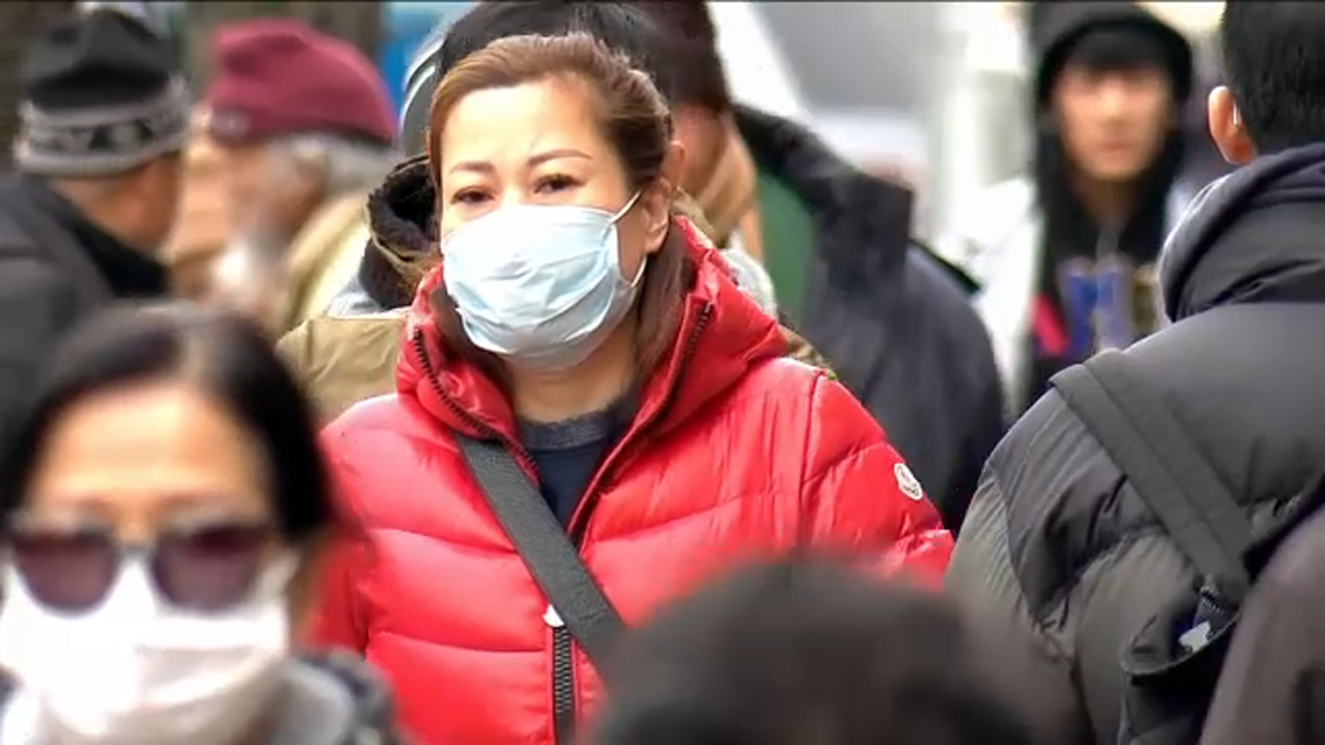Coronavirus fear: New York City communities confront concerns ...