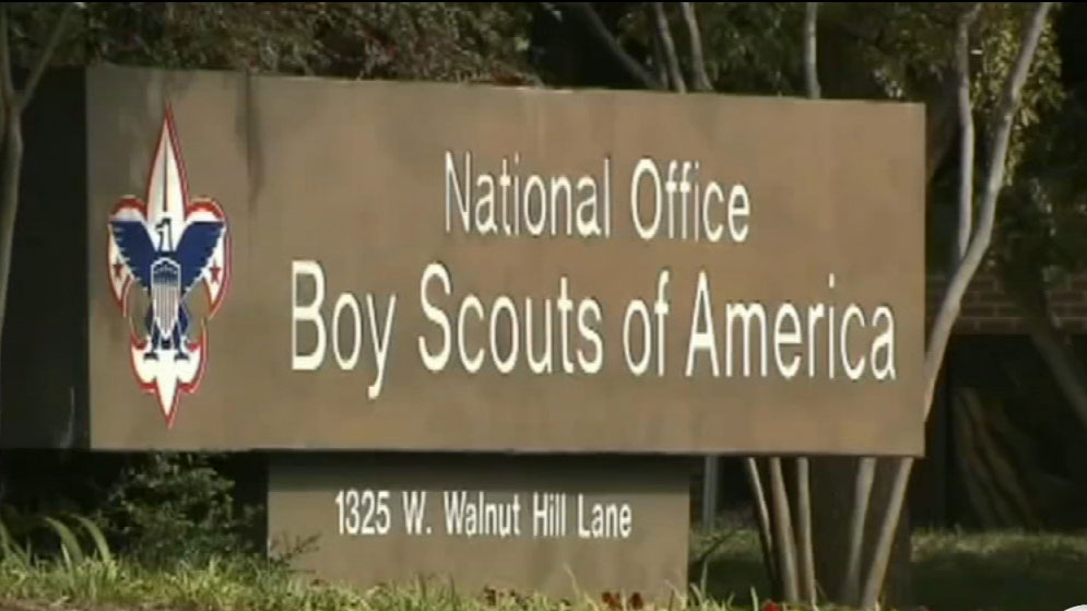 Boy Scouts of America faces new lawsuit after former scouts claim sexual  abuse