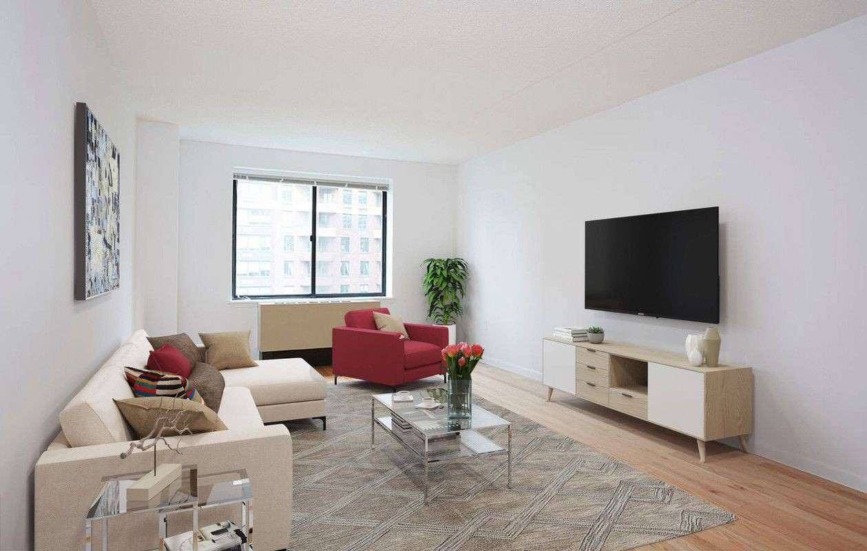 300 Rector Place, #6B. | Photos: Zumper