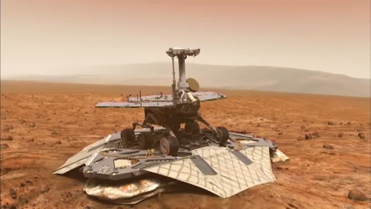 mars rover final message - photo #24