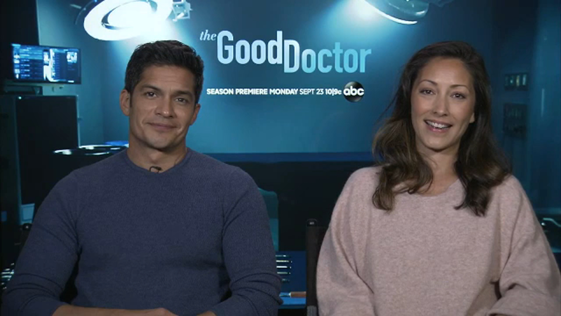 The Good Doctor Stars Gonzalez Chang Talk About Their Characters Relationship