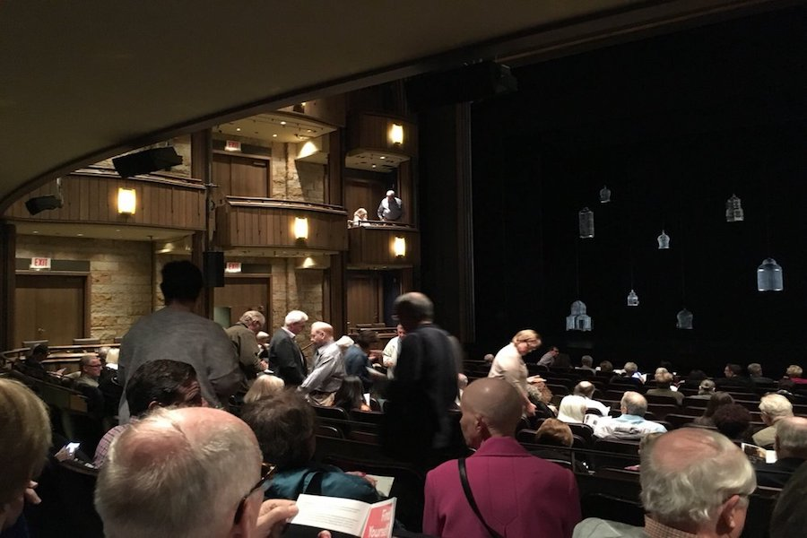 Goodman Theatre. | Photo: Funk D./Yelp
