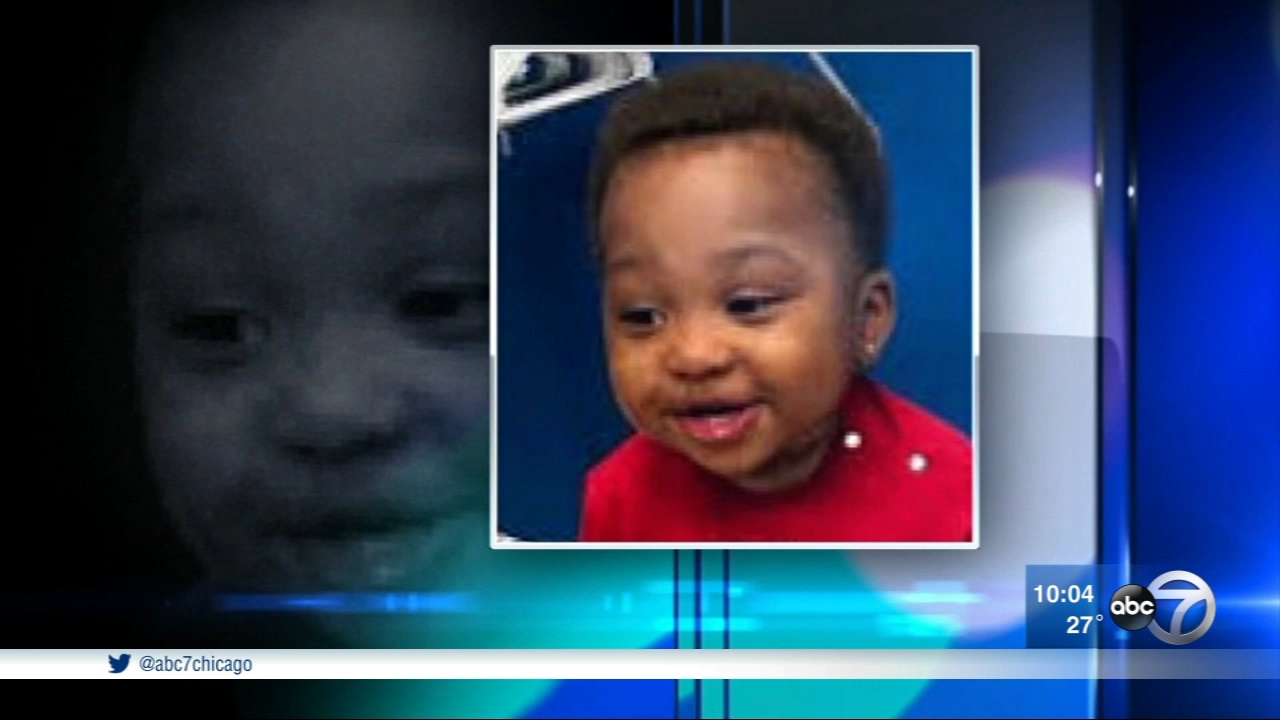 Dejohn Irving, a one-year-old baby, was shot twice in the head last week while in a vehicle with his family on Chicagos Far South Side.