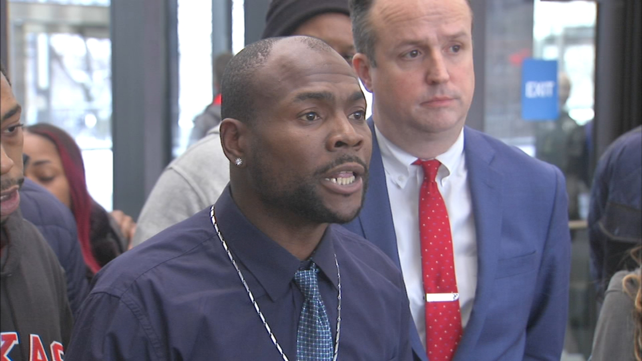 Ten men are the latest group of people who have been exonerated after reportedly being framed by former Chicago Police Sergeant Ronald Watts.
