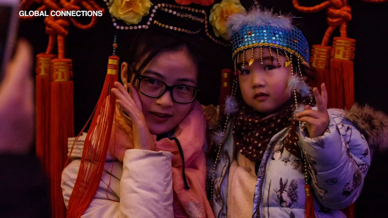 Chinese New Year celebrations are well underway in Chicago. This weekend, the Year of the Pig will be ushered in at Navy Pier with music, dance and lots and lots of food.