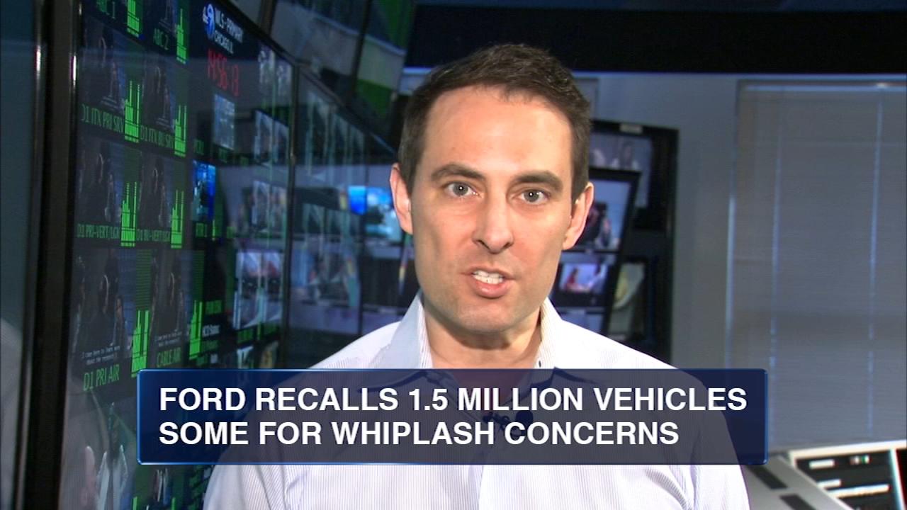 Consumer Countdown: Ford recalls nearly 1.5M F-150 trucks