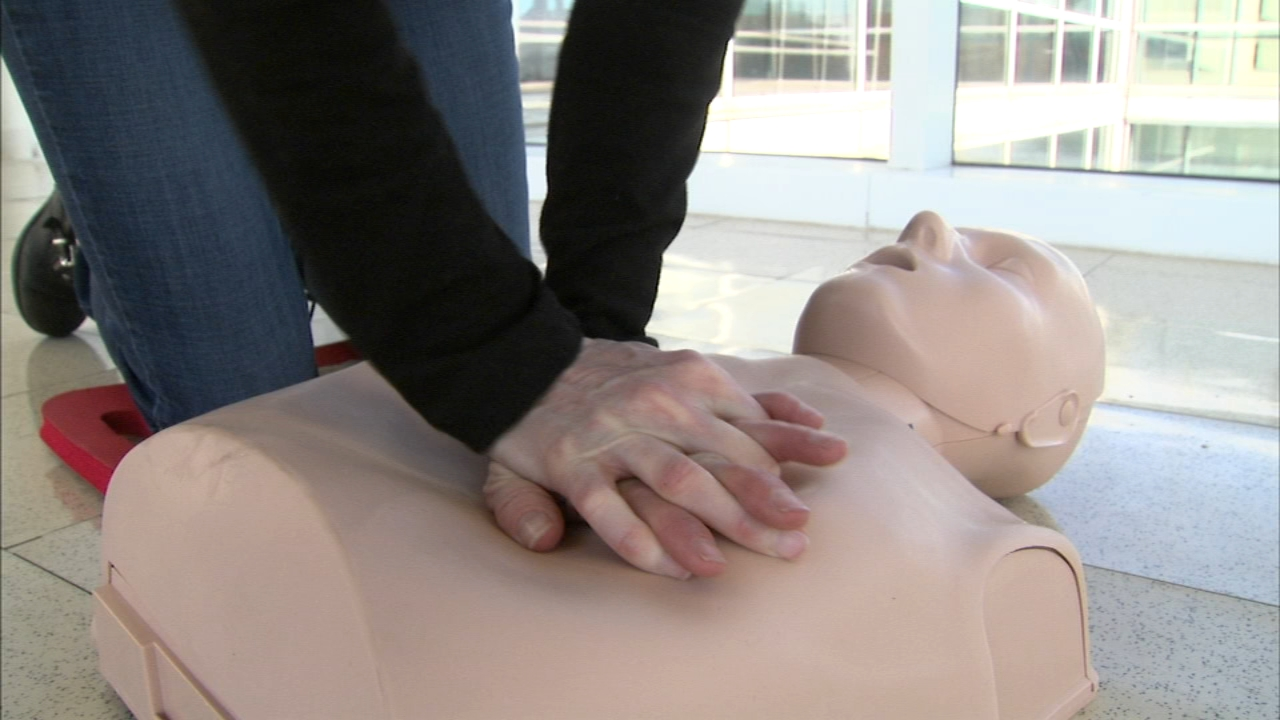 When someone goes into cardiac arrest, knowing how to perform CPR can make all the difference.