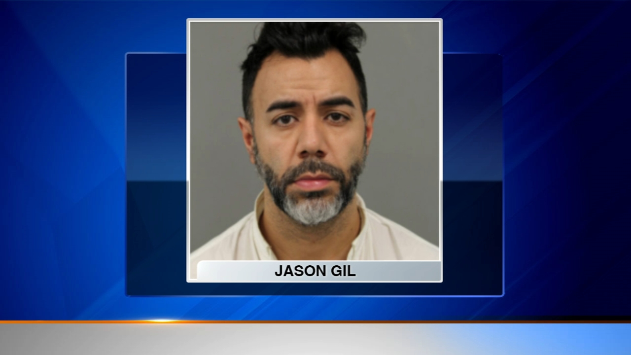 CPS teacher Jason Gil was arrested for allegedly sexually abusing a former student in Skokie, police said.