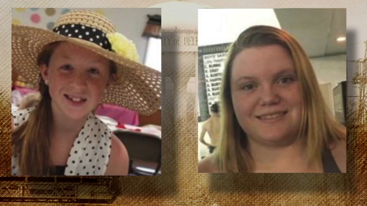 Two years later, the man who killed two young girls in Delphi, Indiana - Libby German and Abby Williams -  is still on the loose.