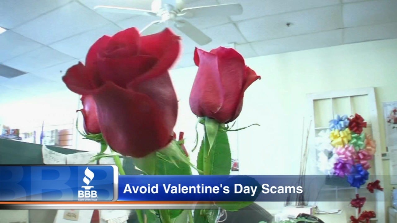 Valentines Day is a time for romance and roses, but it can also be a time when scammers take advantage of your emotions.