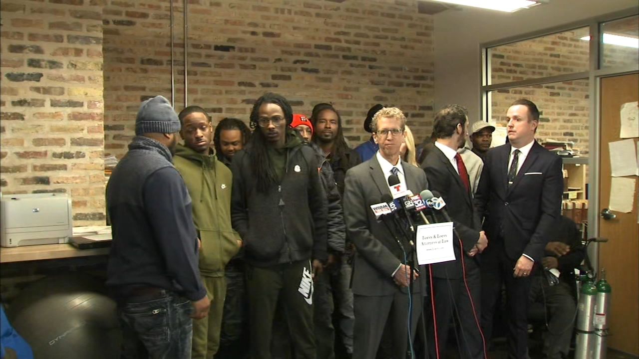 19 people have filed lawsuits against the City of Chicago, claiming that they were wrongfully convicted after being framed by Ronald Watts.