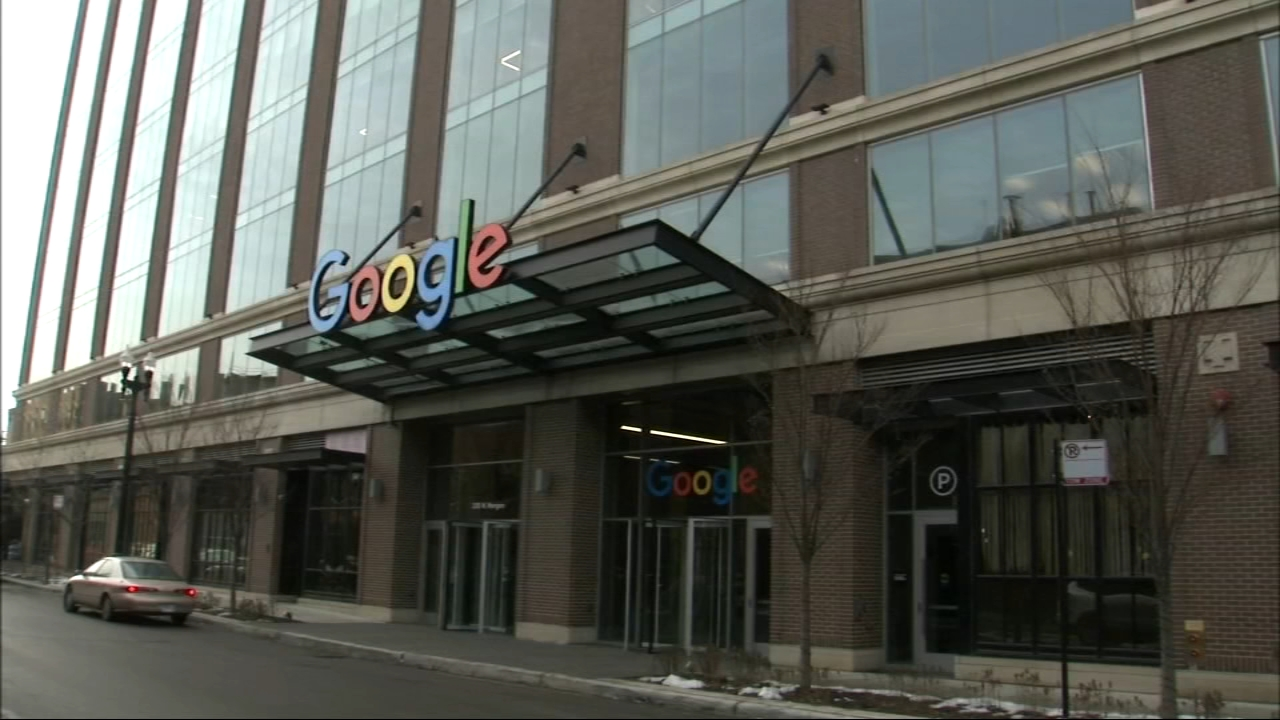 Tech giant Google says it is expanding in Chicago and adding hundreds of new jobs.
