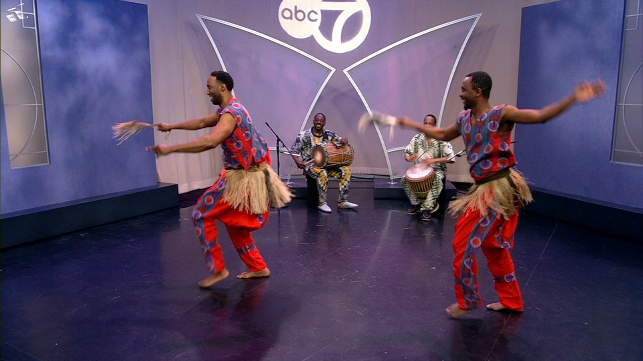 The mission of the Muntu Dance Theater is to preserve the African aesthetic and its influence on world cultures through dance, music and folklore.