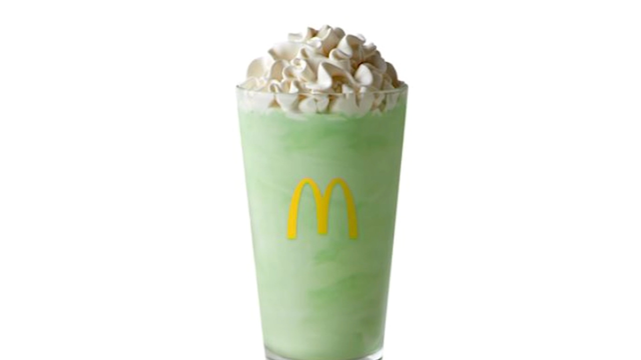 Some McDonalds restaurants will have Shamrock Shakes until March 24.