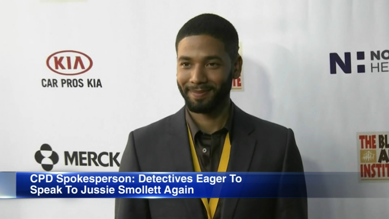 Chicago police have been in touch with Jussie Smolletts attorneys and are eager to speak to the Empire actor again.