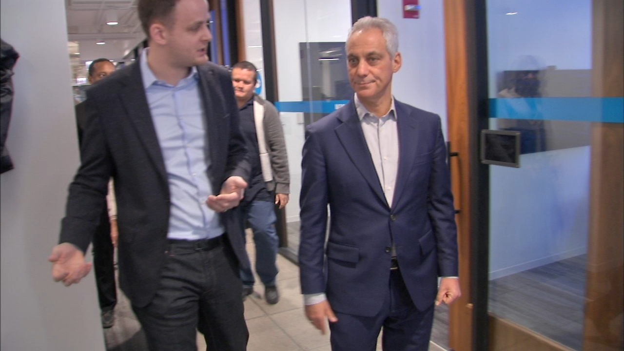 Several mayoral candidates spoke out Tuesday after the Chicago Sun-Times reported contract extensions granted to several appointees of outgoing Mayor Rahm Emanuel could leave taxpa