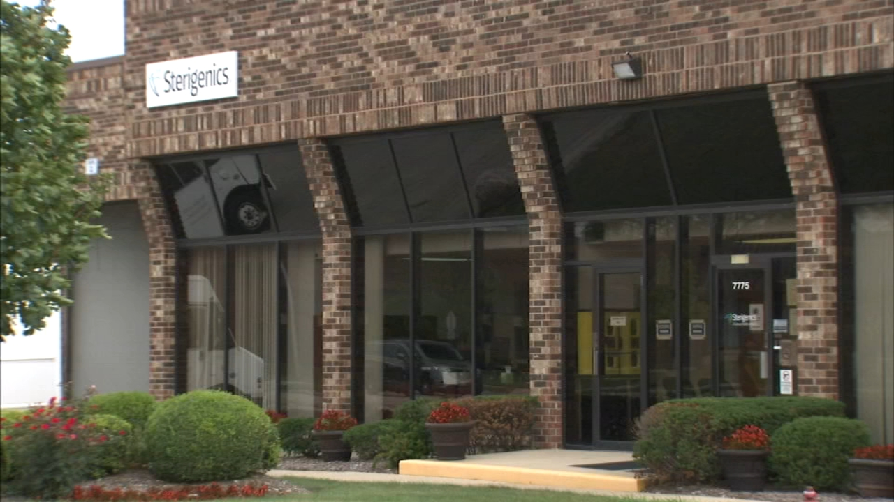 Sterigenics has filed an emergency motion to reopen their facility in Springfield after the Illinois EPA shut it down on Friday.