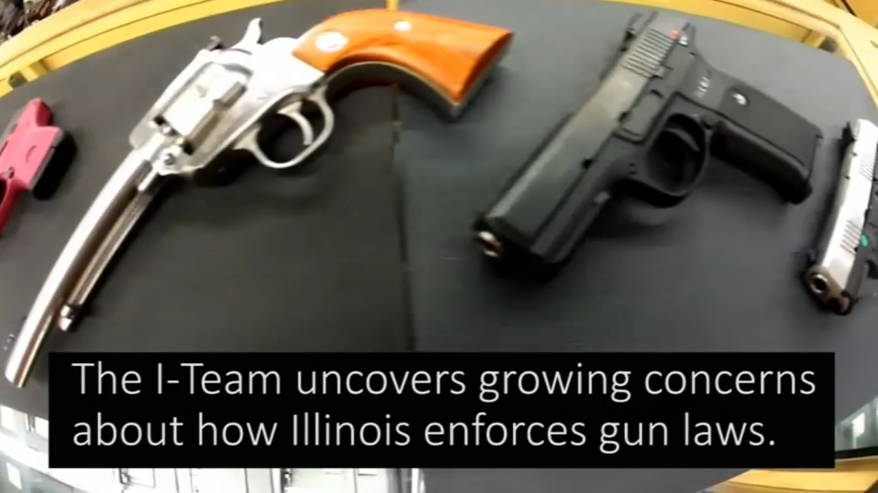 Can Illinois gun laws prevent the next mass shooting? Tonight at 10 p.m., the ABC7 I-Team looks into potential problems with new laws meant to keep guns out of the hands of killers