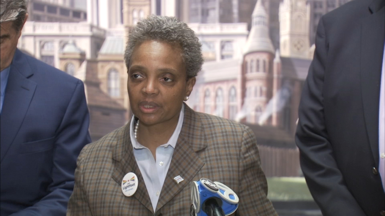 Lori Lightfoot picked up a couple endorsements from former progressive alderman Dick Simpson and former Cook County Clerk and Chicago Mayor David Orr.