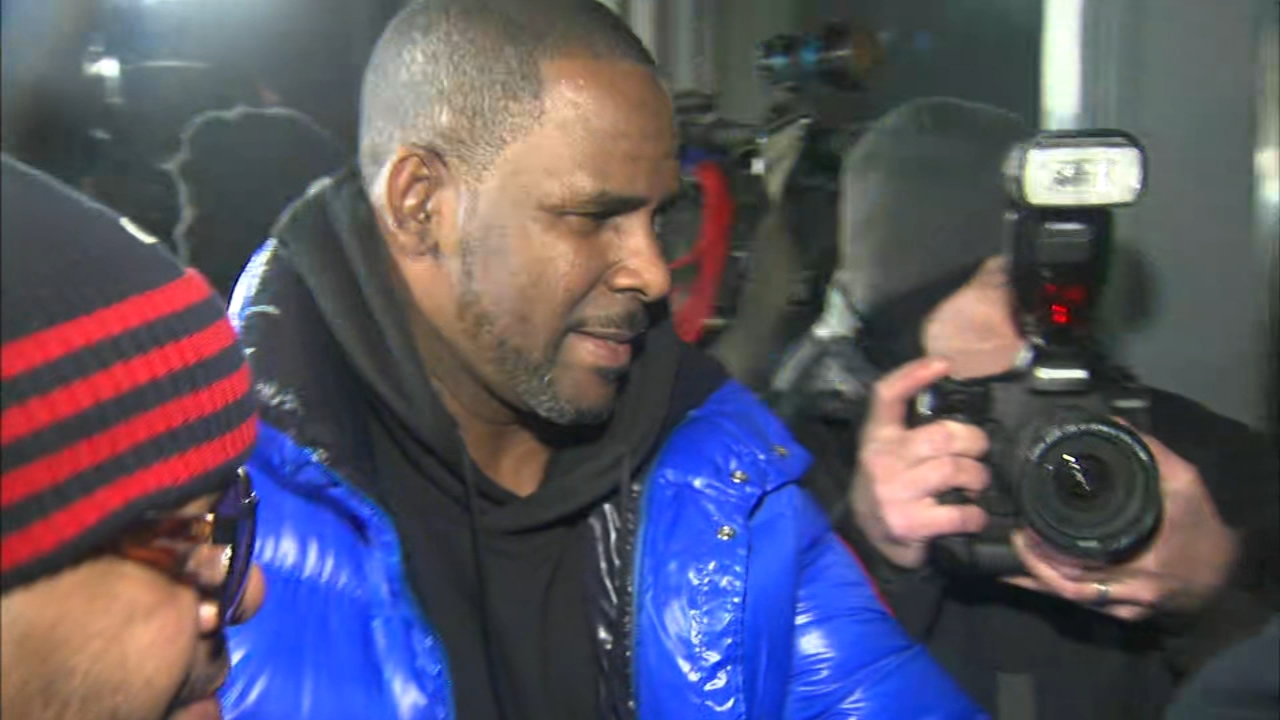 R. Kelly was indicted on 10 counts of aggravated criminal sexual abuse involving four victims, according to States Attorney Kim Foxx.