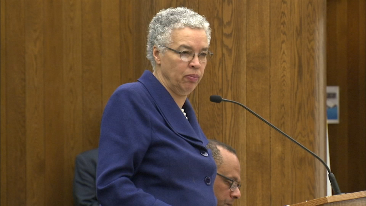 Chicago Mayoral Candidate Toni Preckwinkle is feeling the heat after having to fire her campaign manager for a controversial Facebook post. And its giving her rivals ammunition wi