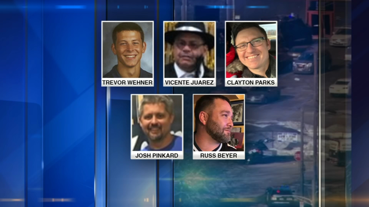 The final two victims of the Aurora workplace shooting were laid to rest this weekend.