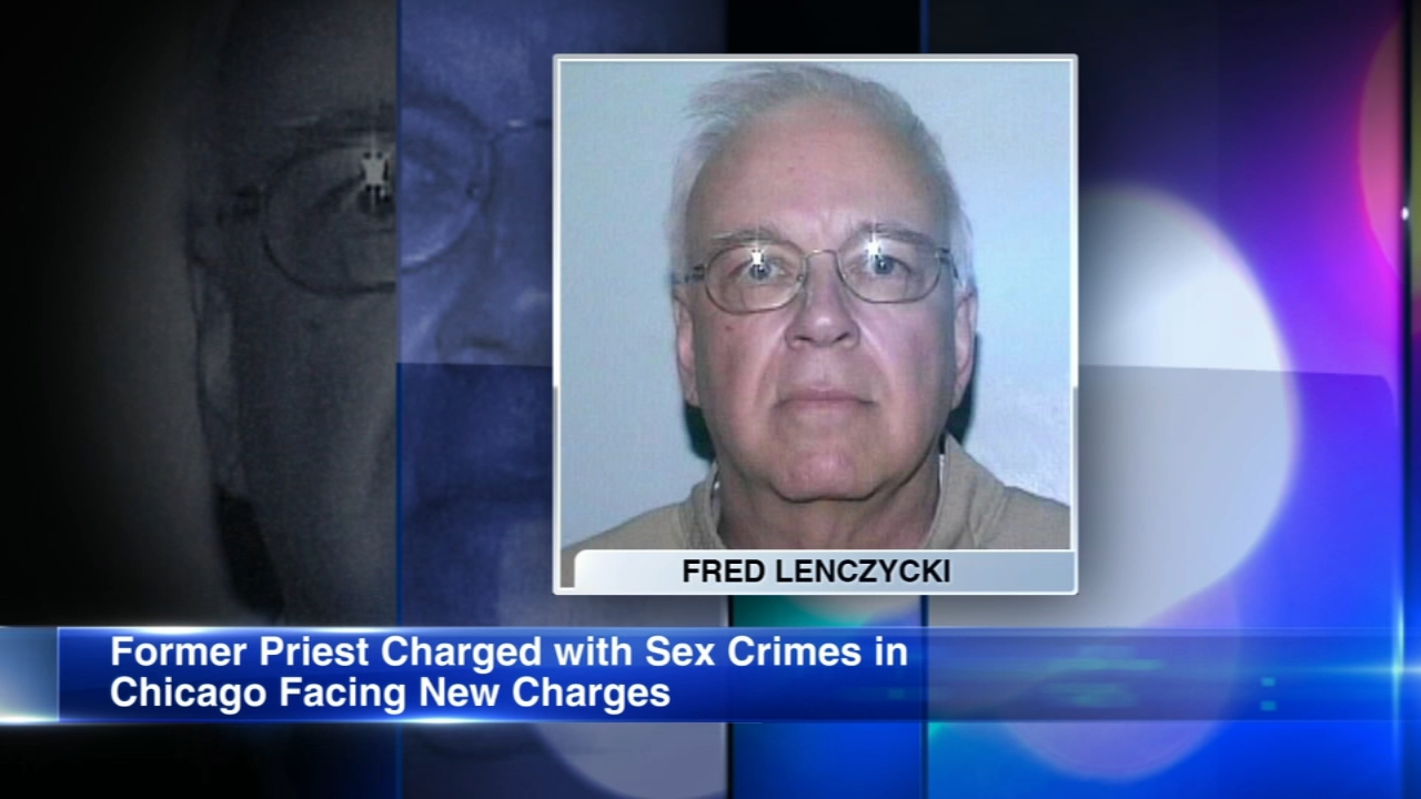A former priest charged with sex crimes in Chicago has been charged with more crimes.