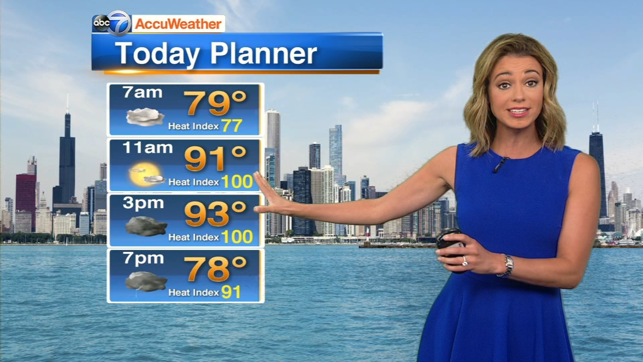 Watch the latest forecast from the ABC7 AccuWeather team.