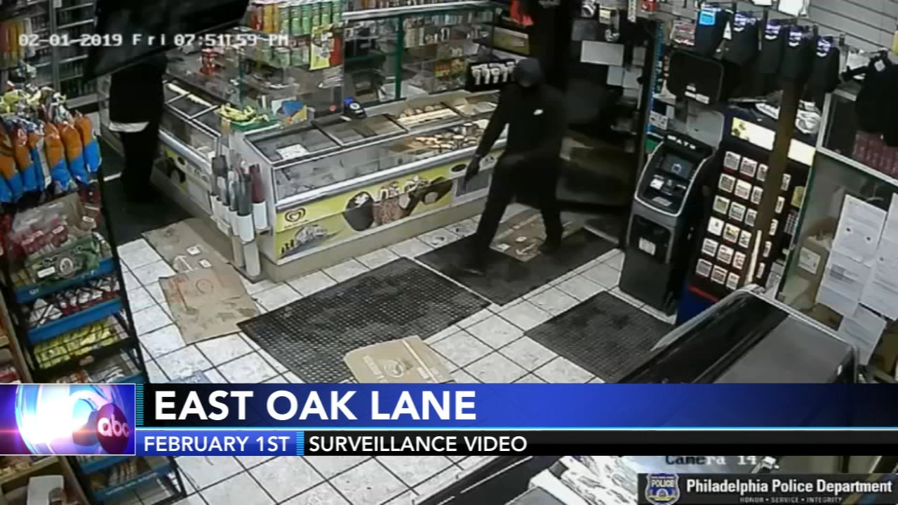 Philly detectives are looking for a robber who came in shooting during a holdup earlier this month. Brian Taff has more on Action News at 4 p.m. on Feb. 12, 2019.