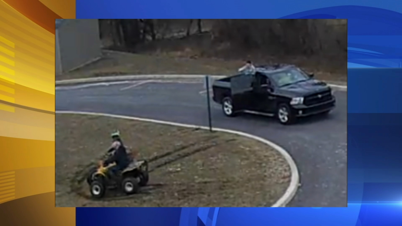 Quad riders vandalize school property in Lower Southampton Twp. Tamala Edwards reports during Action News Mornings on February 12, 2019.