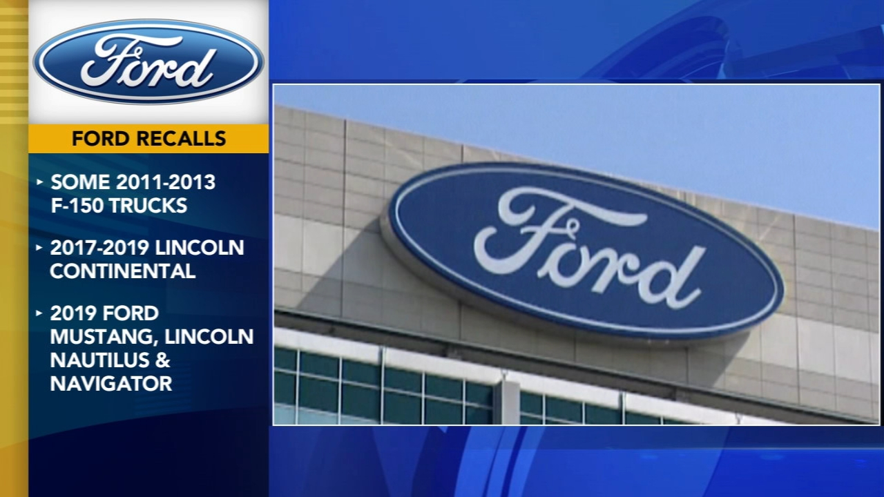 Ford recalls 1.5M pickups that can downshift without warning: Brian Taff reports during Action News at 4pm on February 13, 2019.