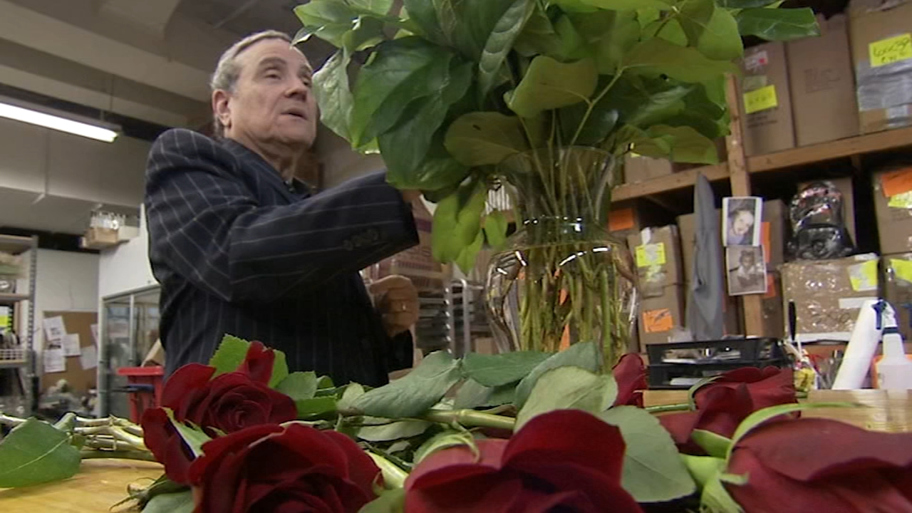 Art of Aging: Carl Alan Floral Design - Tamala Edwards reports during Action News at noon on February 14, 2019.