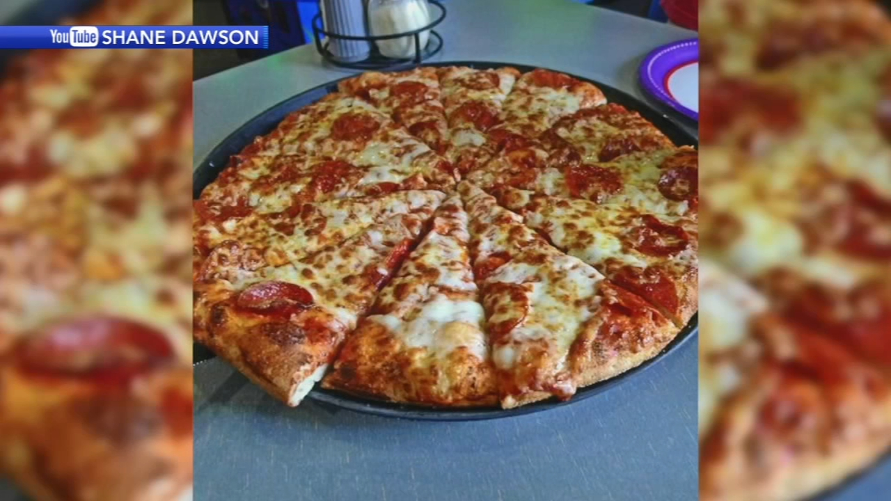 Chuck E. Cheese addresses conspiracy that they recycle pizza. Brian Taff reports during Action News at 4 p.m. on February 14, 2019.
