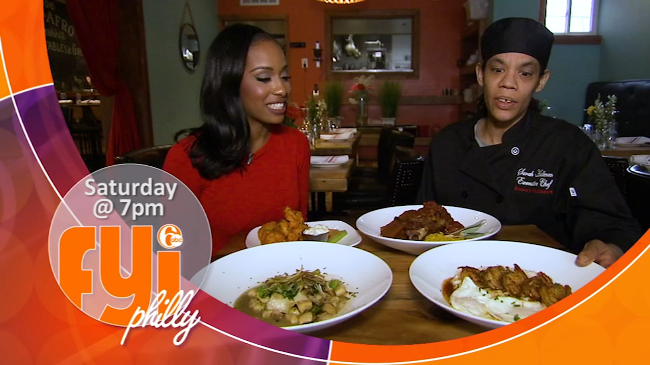 Heres a sneak peek at the Feb. 16 episode of FYI Philly.