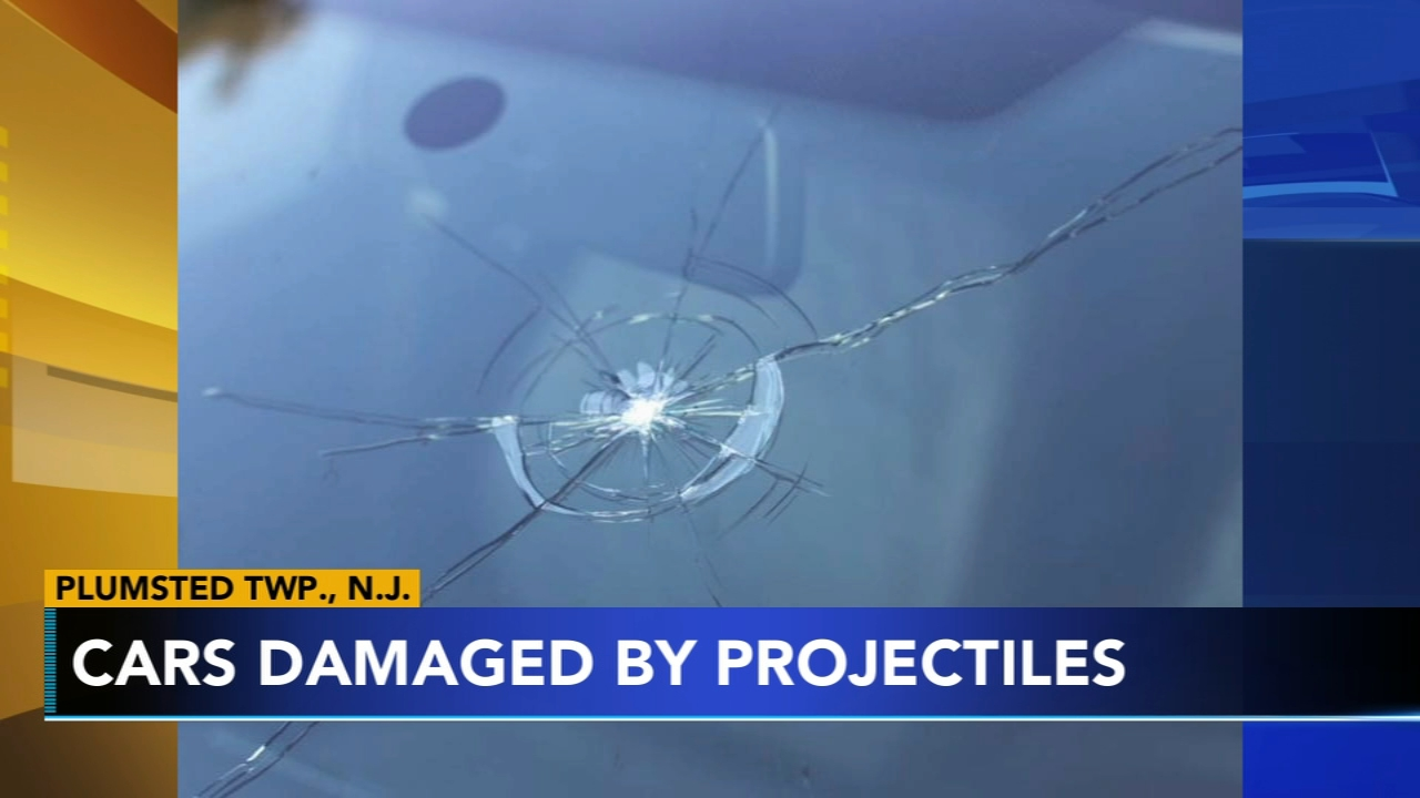 Police in Ocean County are searching for the person responsible for damaging at least 15 vehicles. Sharrie Williams has more on Action News at 4 p.m. on Feb. 15, 2019.