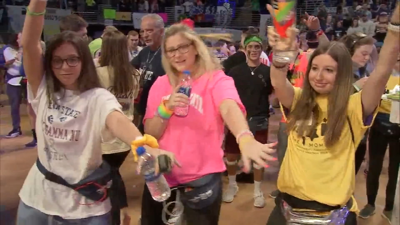 2019 THON continues Saturday at Penn State. Bob Brooks reports during Action News at 6 p.m. on February 16, 2019.