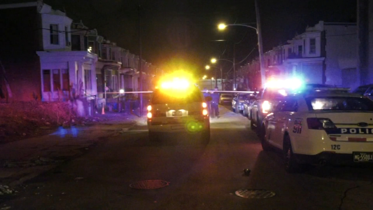Man critically injured in Southwest Philadelphia shooting. Christie Ileto reports during Action News at 6 a.m. on February 16, 2019.