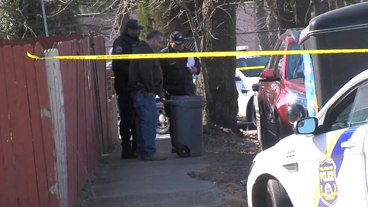 Womans body discovered in trash can in East Mount Airy. Katie Katro reports during Action News at 6 p.m. on February 16, 2019.