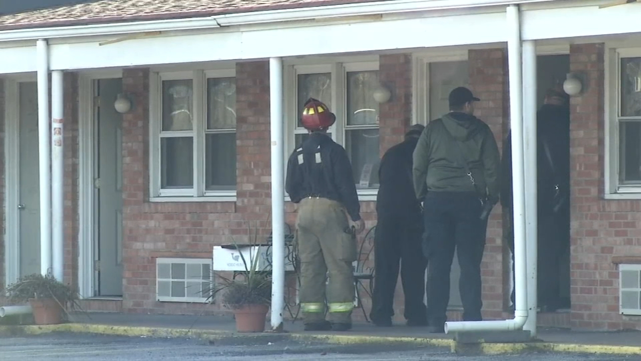 Grieving family evacuated from NJ  Motor Inn after CO detected. Maggie Kent reports during Action News at 5:30 p.m. on February 16, 2019.