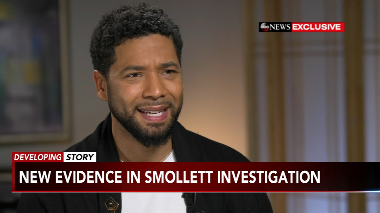 Chicago police: Jussie Smollett assault case has shifted. Maggie Kent reports during Action News at 11 p.m. on February 16, 2019.