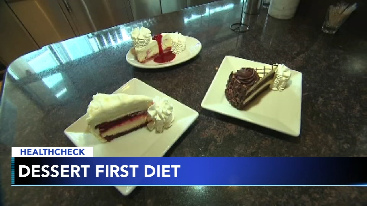 Study: Dessert before dinner can have beneficial results. Gray Hall reports during Action News at noon on February 17, 2019.