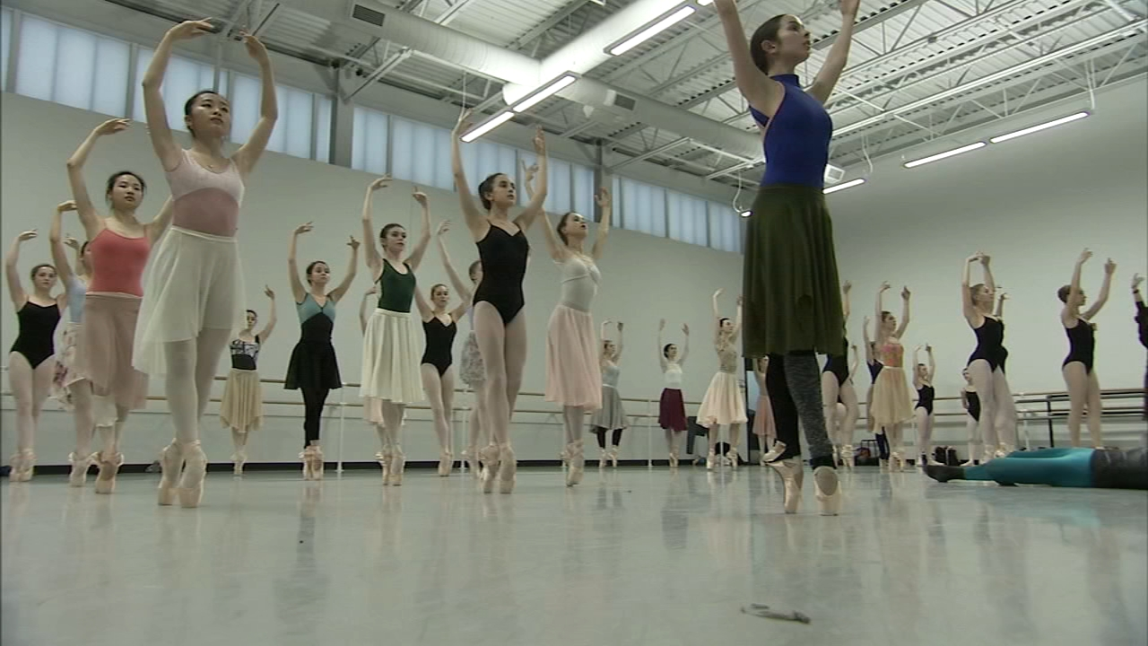 Pennsylvania Ballet set to re-stage the classic Giselle. Karen Rogers reports during Action News at 7 a.m. on February 17, 2019.
